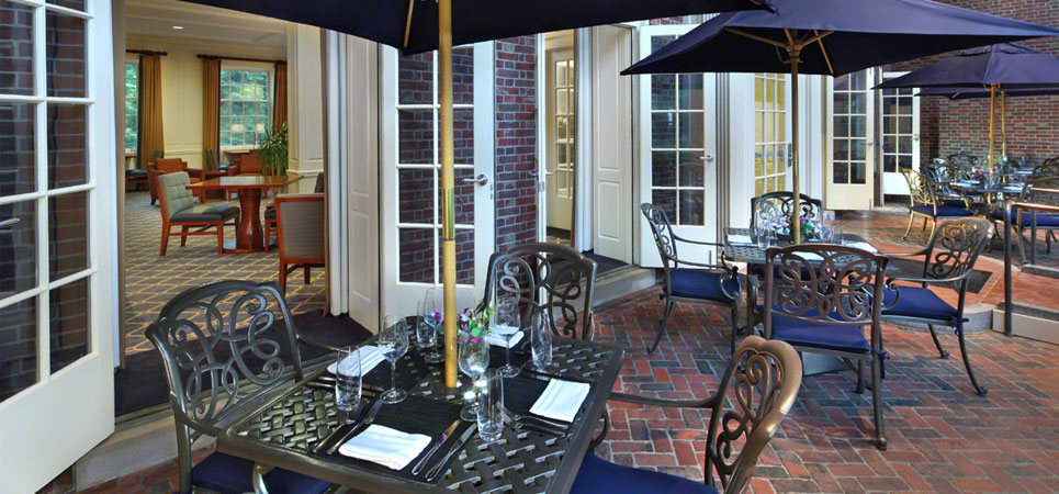 The Patio at Samuels